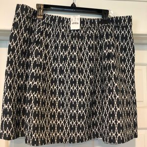New Jcrew Aline Skirt